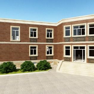 ( EDV_002 ) Arxa fasad