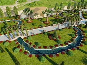 ( LDL_001 ) Xaçmazda parkın layihəsi