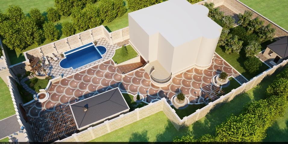 Landshaft design